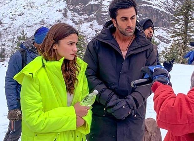 Ranbir Kapoor starrer Brahmastra shoot delayed?