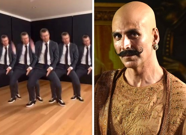 After 'Butta Bomma', Australian cricketer David Warner grooves to Akshay Kumar's 'Bala' from Housefull 4