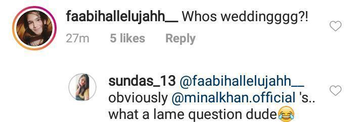 Is Minal Khan Getting Married