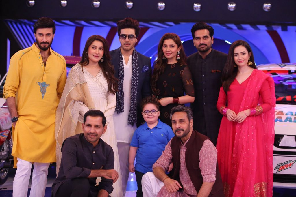Amazing Clicks From Star Studded Set Of JPL Grand Finale